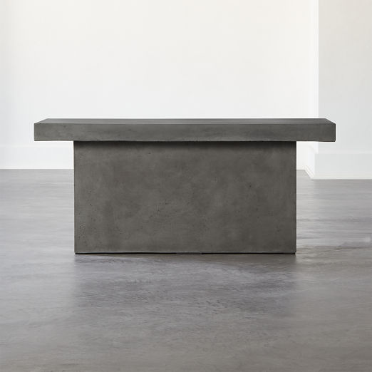 Span Small Grey Bench