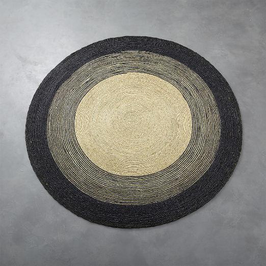 Modern Round Rugs Cb2
