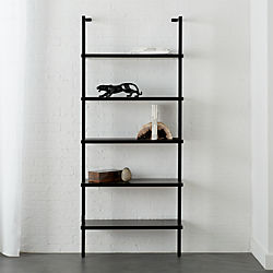 Modern Bookshelves and Bookcases (Wall, Ladder, Cabinet)