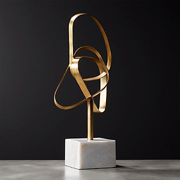 Miraculous Modern Sculptures And Decorative Objects Cb2 Complete Home Design Collection Barbaintelli Responsecom