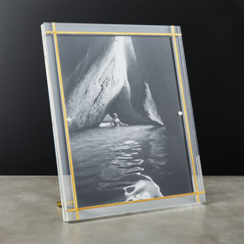 Gold Picture Frames Cb2
