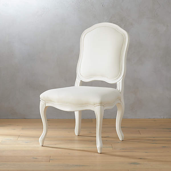 Stick Around White Side Chair Reviews, White Side Chair