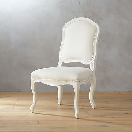 About A Chair 12 Side Chair.Stick Around White Side Chair Sold Out