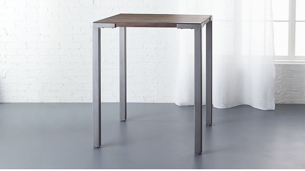 Stilt Two Top Counter Table Reviews Cb2