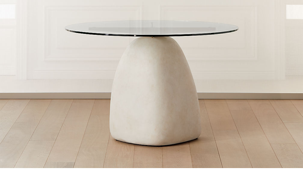 """Stone Table Round 47"""" - Image 1 of 5"""