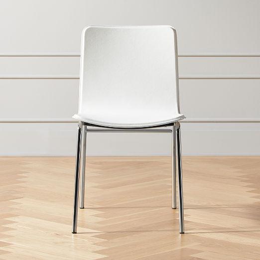 Strut Chair White