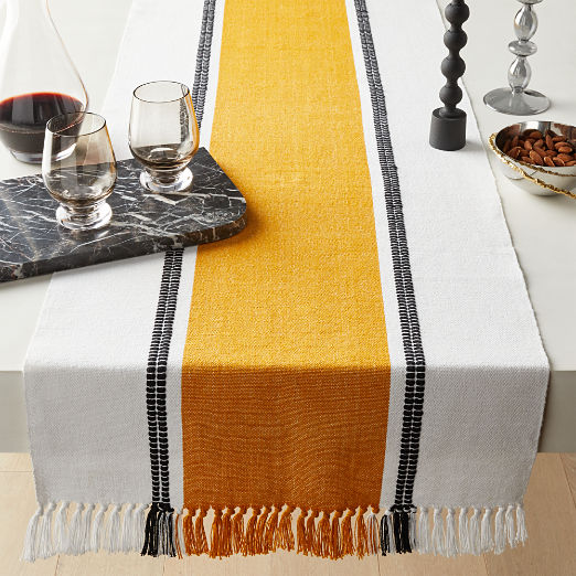 Sunrise Table Runner