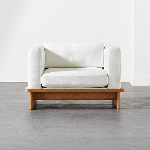Tablon Snow Chair