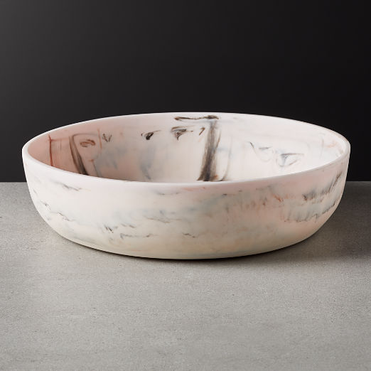 Taffy Resin Bowl