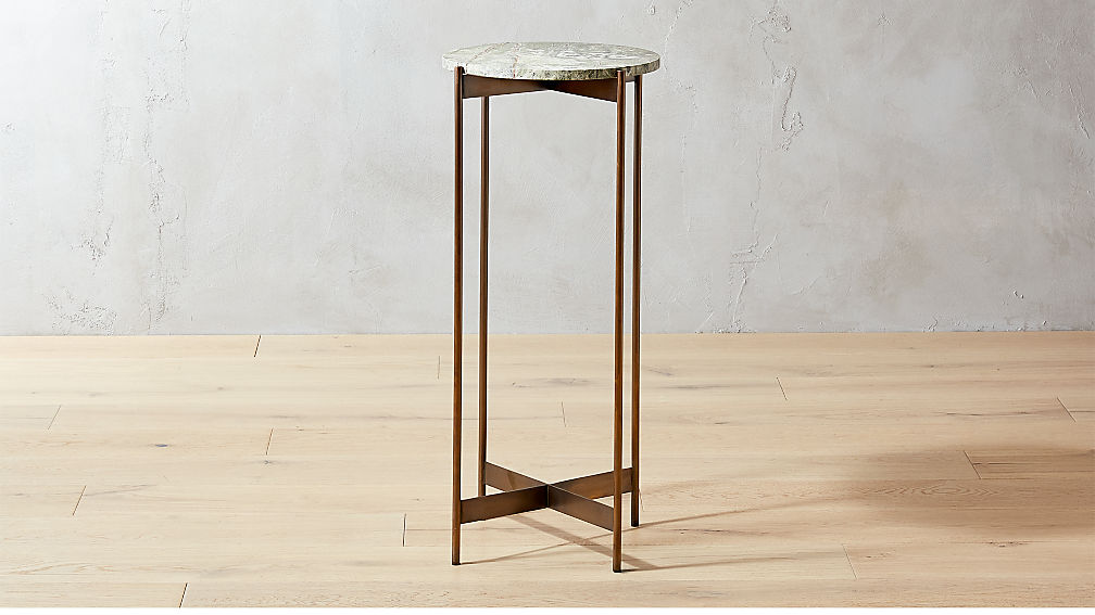 Round Marble Pedestal Table Reviews CB - Cb2 round marble table