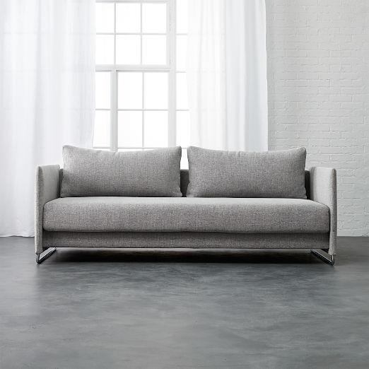 Sensational Unique Daybeds And Sleeper Sofas Cb2 Uwap Interior Chair Design Uwaporg