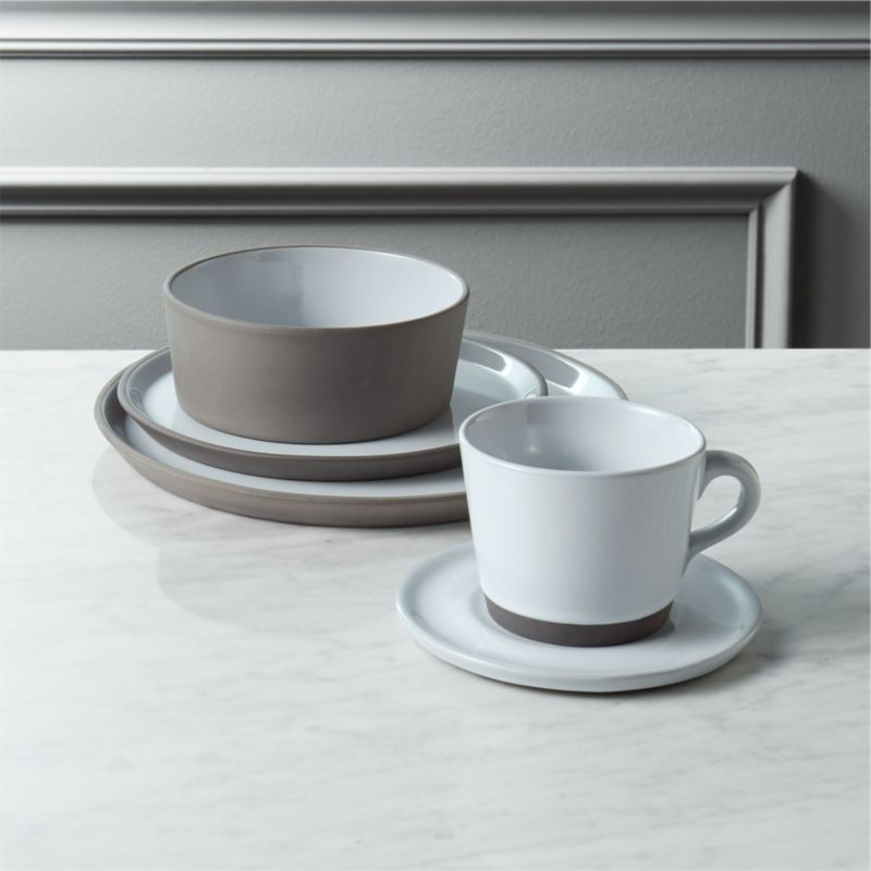 Grey Dinnerware & Grey Dinnerware | CB2
