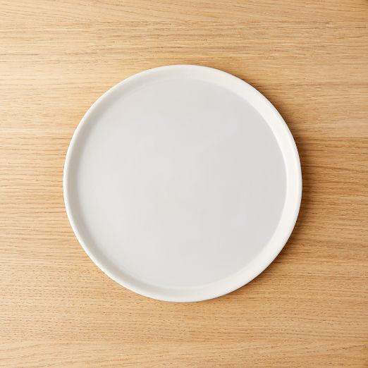 Taper White Salad Plate