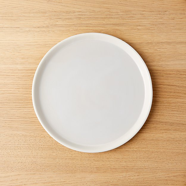 Taper White Salad Plate - Image 1 of 8