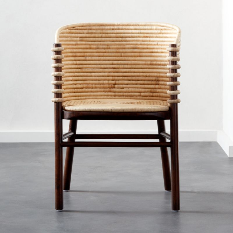 Tejido Dining Chair by Crate&Barrel