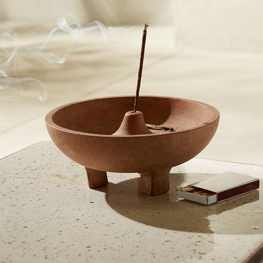 Terracotta Incense Burner