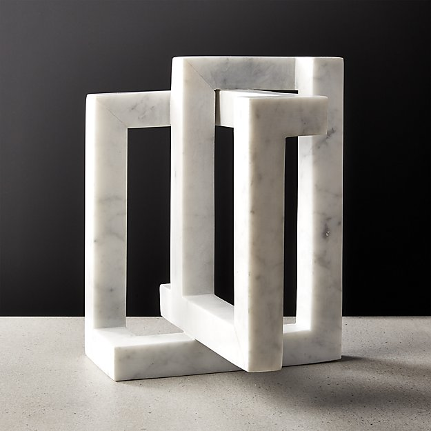 Tetra Marble Object - Image 1 of 3