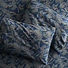 The Hill Side Tropical Leaves Sheet Sets Cb2