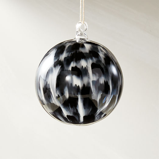 Tie-Dye Ornament