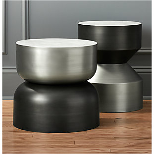 Darbuka Round Black Coffee Table Reviews
