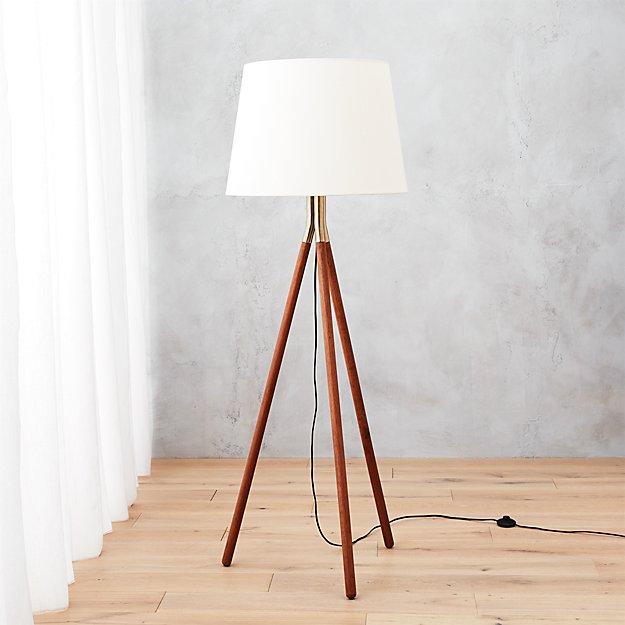 Tres floor lamp reviews cb2 aloadofball Choice Image