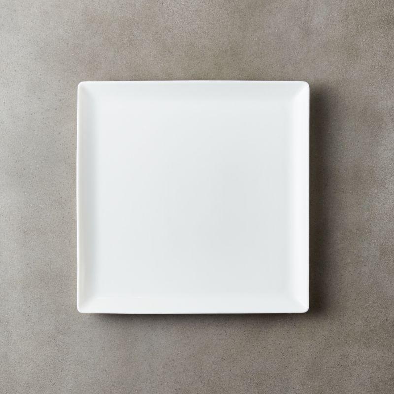 & Square Plates | CB2