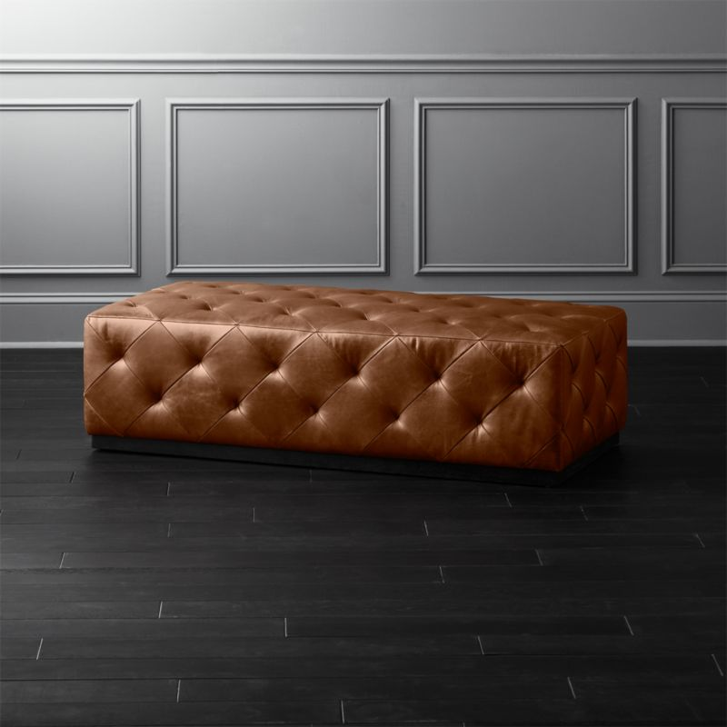Faux Leather Furniture | CB2