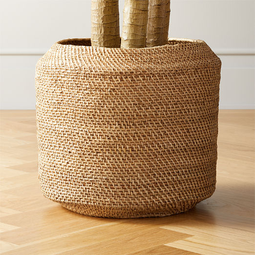 Twill Natural Basket