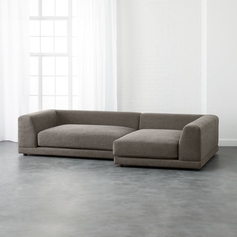 Exceptionnel Tight Back Sofas | CB2