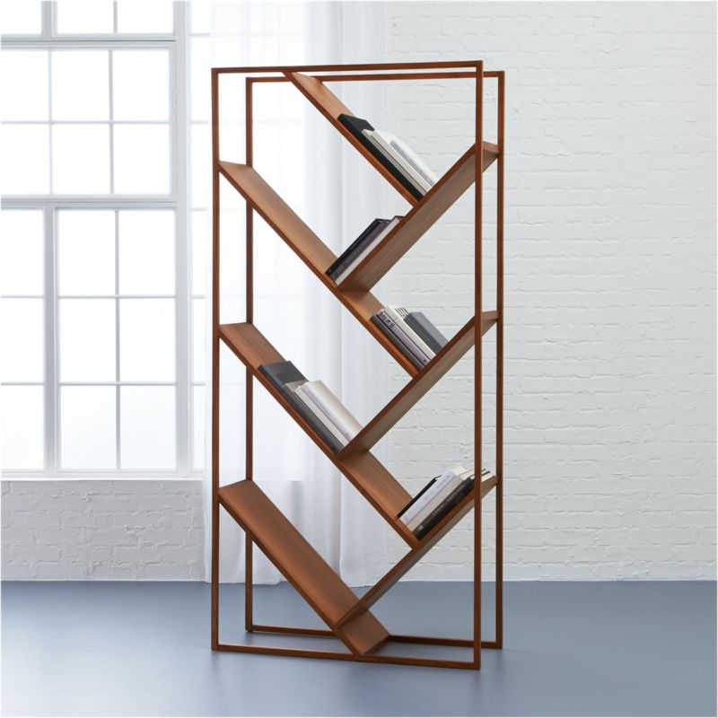 V Bookcase Room Divider Reviews
