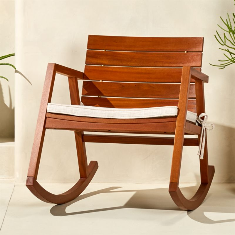 Etonnant Modern Rocking Chairs | CB2