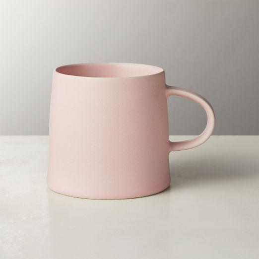 Valley Matte Pink Mug