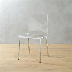 Modern Dining Chairs: Accent, Cafe and Kitchen Chairs | CB2 on painted kitchen chairs, wood kitchen chairs, brushed aluminum kitchen chairs, yellow kitchen chairs, purple kitchen chairs, animal print kitchen chairs, grey kitchen chairs, off white kitchen chairs, colored wooden kitchen chairs,
