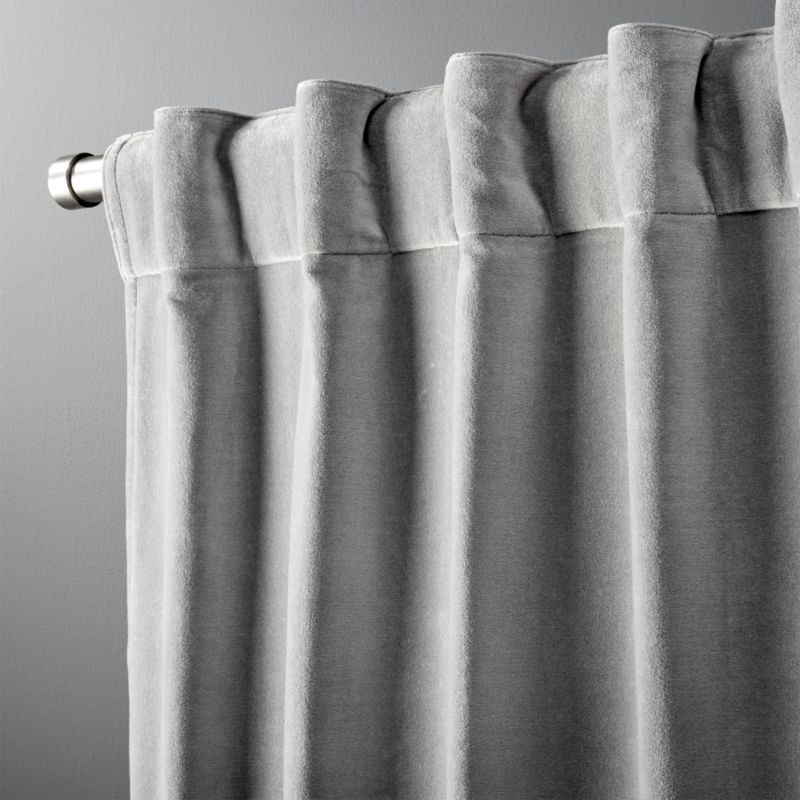 products curtains blackout white new drape pbteen velvet o