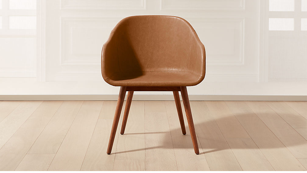 Venice Studio Brown Task-Office Chair - Image 1 of 6
