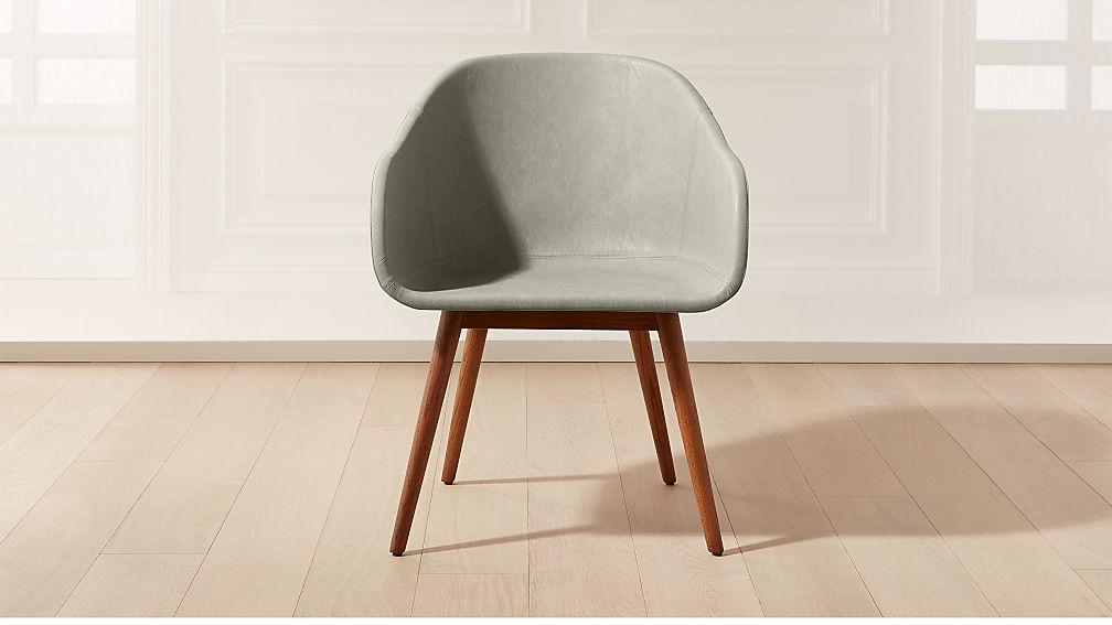 Venice Studio Grey Task-Office Chair - Image 1 of 7