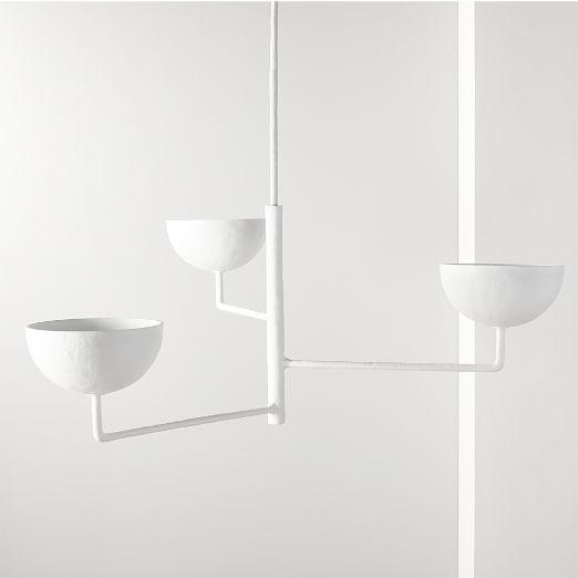 Verner 3-Tiered Pendant Light