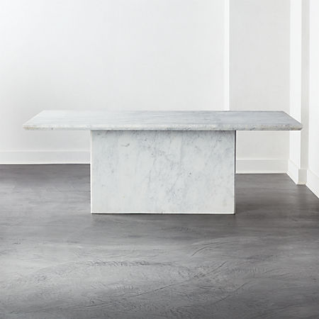 Verona Marble Dining Table