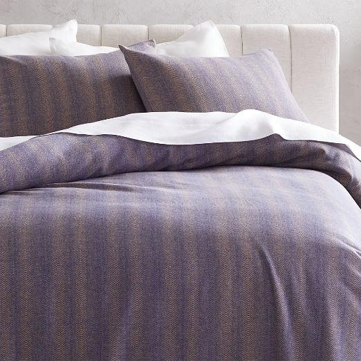 Vine Cotton Flannel Bedding