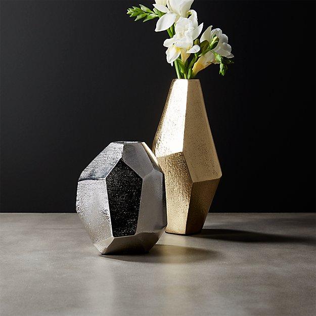 von geometric vases cb2