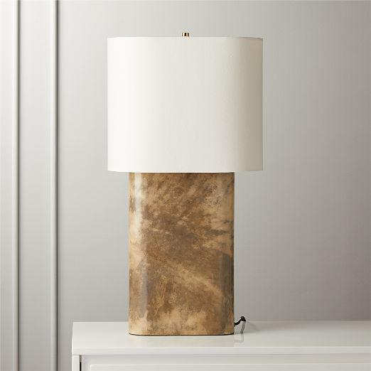Vossi Vellum Table Lamp