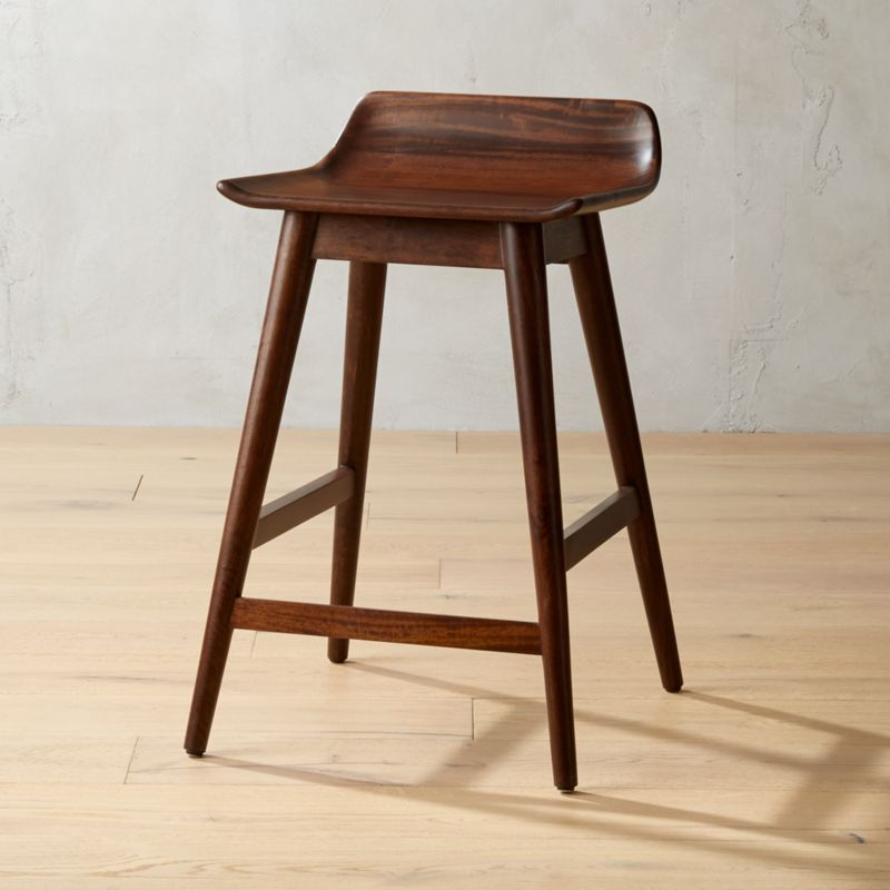 Wainscott 24 Counter Stool Reviews Cb2