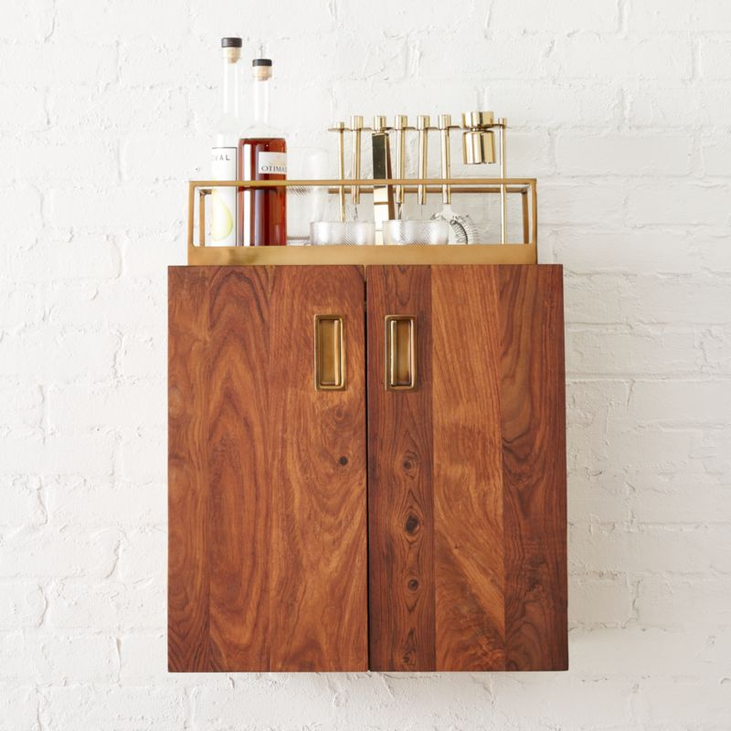 williams products cabinet sonoma bar offram