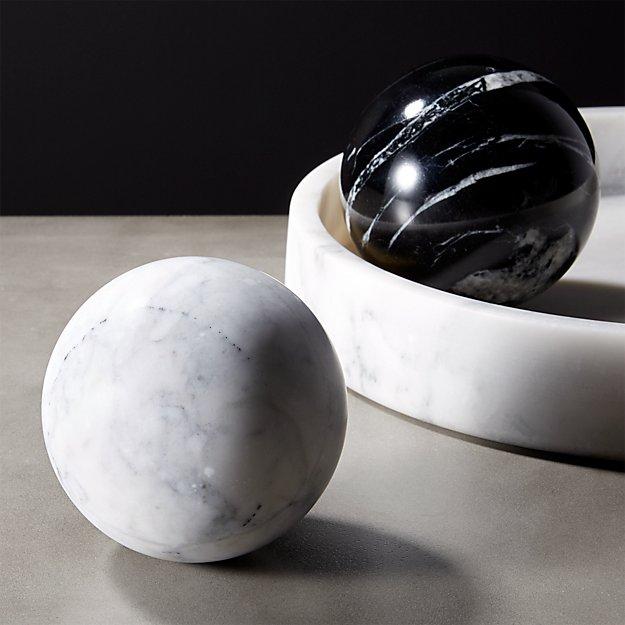 Marble Spheres - Image 1 of 10