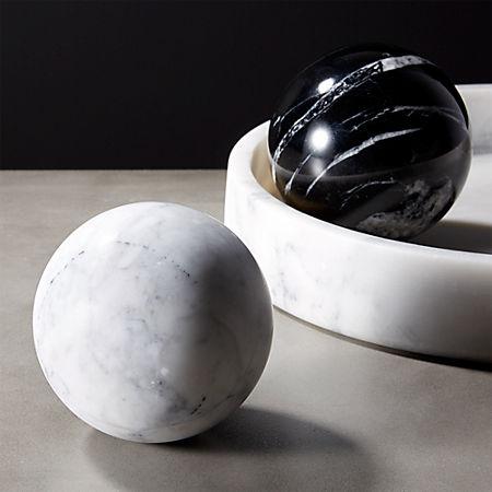 Marble Spheres Cb2