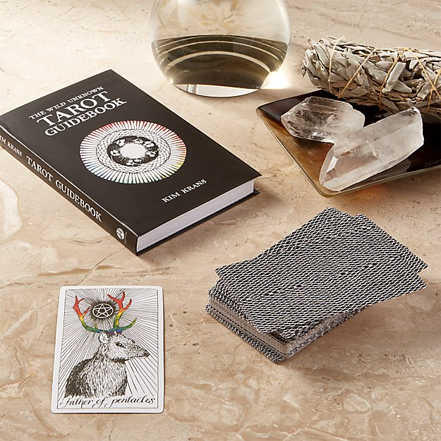 Wild Unknown Tarot Deck and Guidebook - Image 1 of 4
