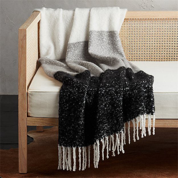 Whim Colorblock Throw - Image 1 of 6