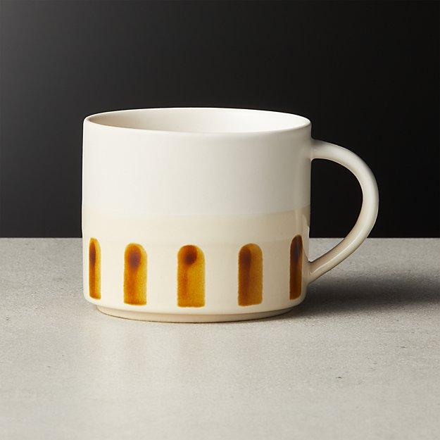 Yara Camel Pattern Mug - Image 1 of 5