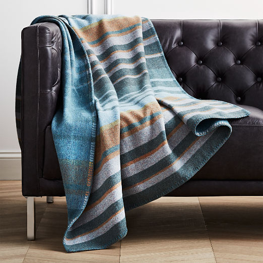 Modern Throw Blankets and Pillows On Sale | CB2