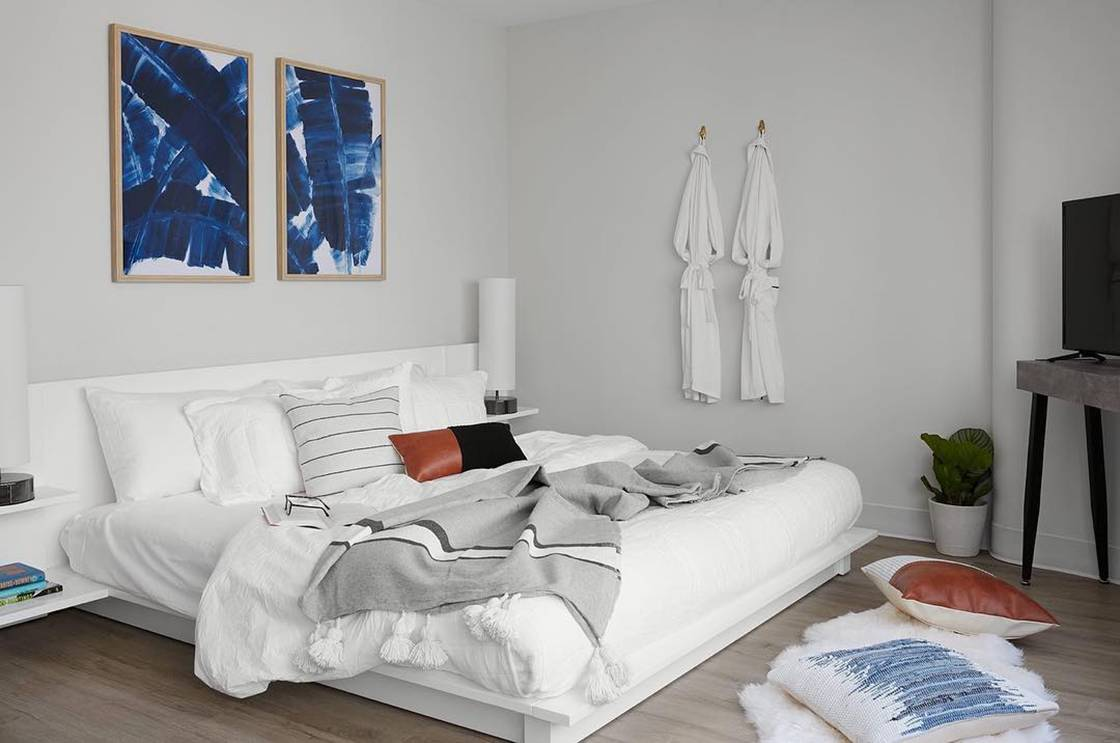 Eight Stunning Bedrooms To Inspire You Cb2 Style Files